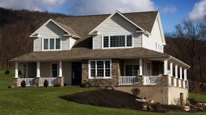 PA custom home
