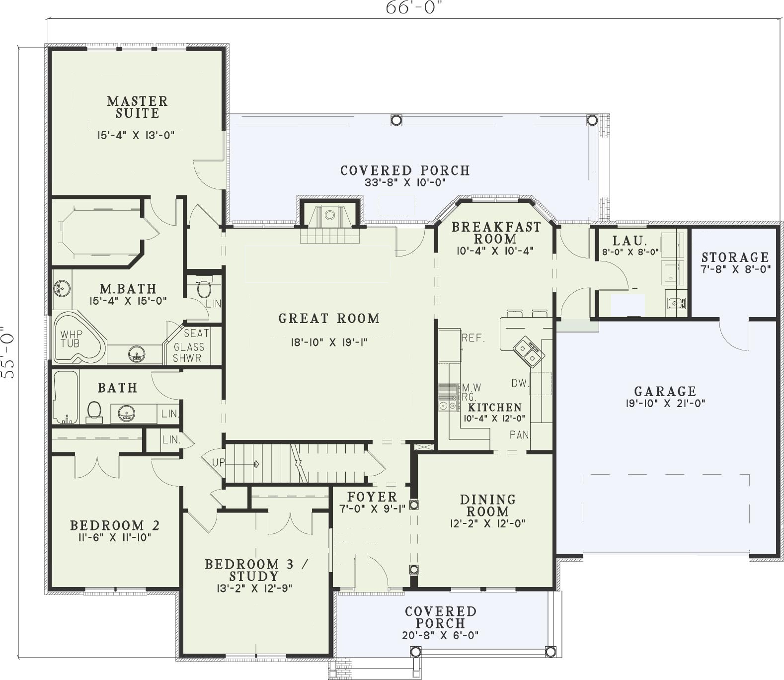 Functional beauty first floor plan sdl custom homes for Functional floor plans