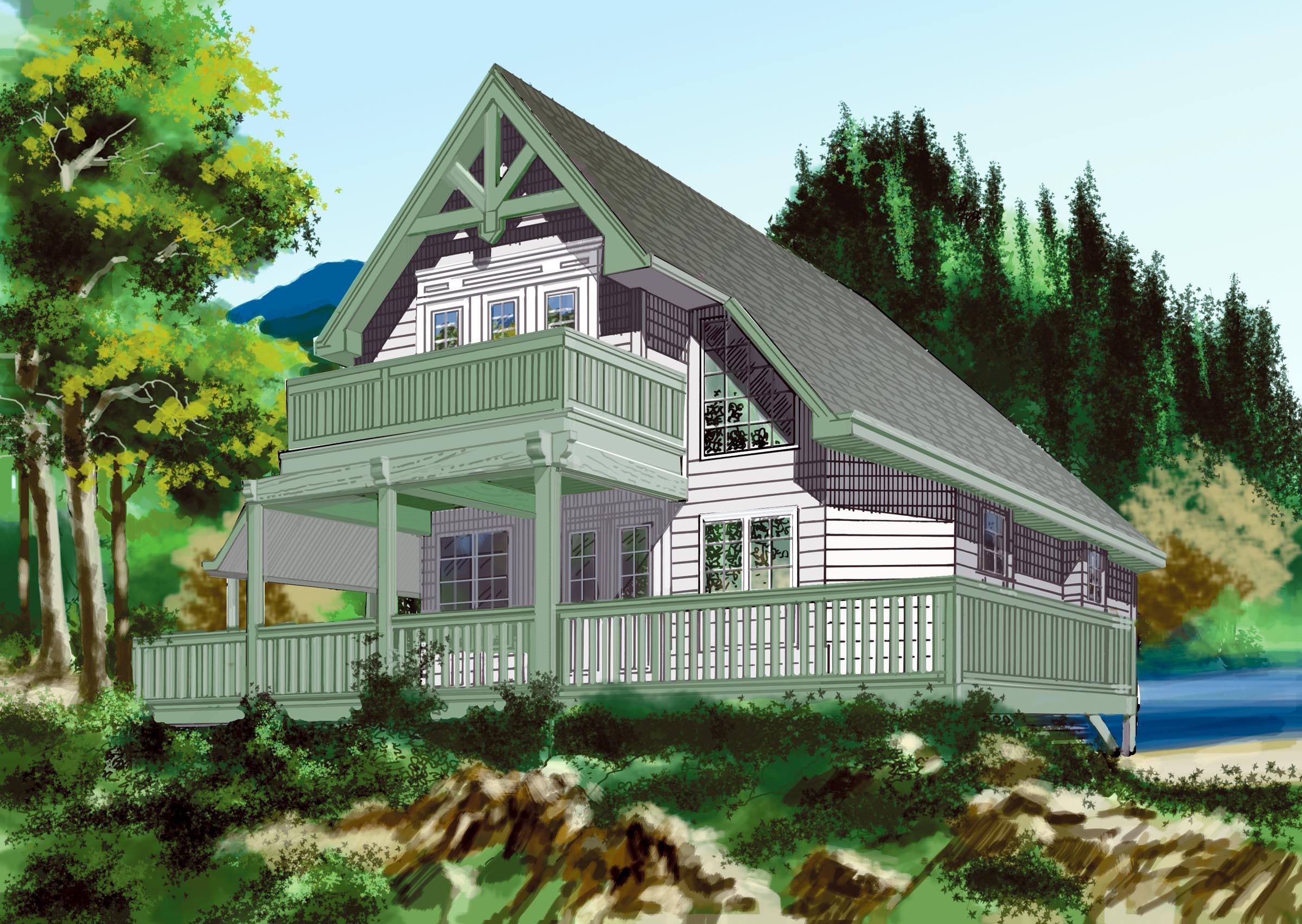 Designed To Capture Views Sdl Custom Homes