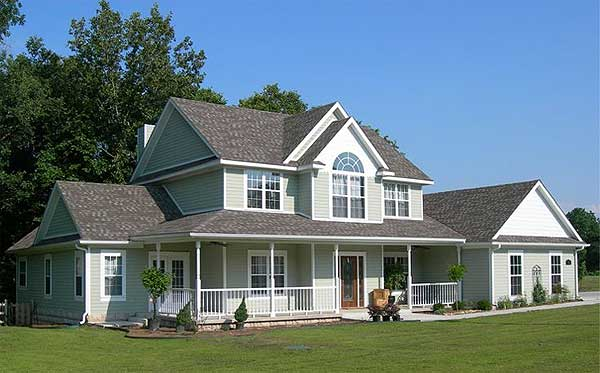 Timeless country victorian sdl custom homes for Custom victorian homes